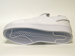 アディダス☆ウィメンズスニーカー【adidas】スーパースター スリッポン (SS SlipOn) W / ホワイト×ホワイト×ブラック / CQ2381