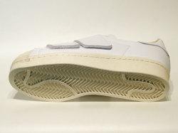 アディダス☆ウィメンズスニーカー【adidas】スーパースター80s ベルクロ (SS 80s VELCRO) W / ランニングホワイト×リネン / CQ2447