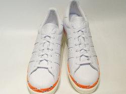 アディダス☆ウィメンズスニーカー【adidas】スーパースター80s NEW BD W /  ランニングホワイト×オフホワイト / AQ0872