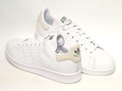 アディダス☆スニーカー【adidas】スタンスミス(STAN SMITH) / フットウェアホワイト×クリアブラウン×カレッジネイビー / FV5068