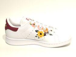 【adidas】スタンスミス(STAN SMITH) W / フットウェアホワイト××パワーベリー×ピンクティント /  FW2524