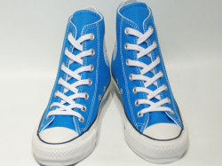 コンバース☆スニーカー【CONVERSE】オールスター 100 KATAKANA HI / BLUE / 1CK814