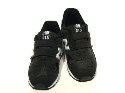 ニューバランス☆ベビー スニーカー【new balance】IO313BW / BLACK×WHITE