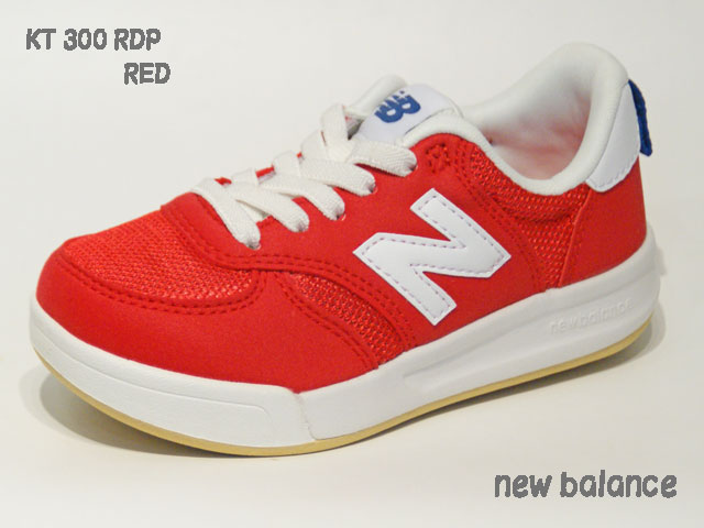 012faac7901c9 ニューバランス☆ベビー &キッズスニーカー【new balance】KT 300 RDP(RDI) / RED (レッド)